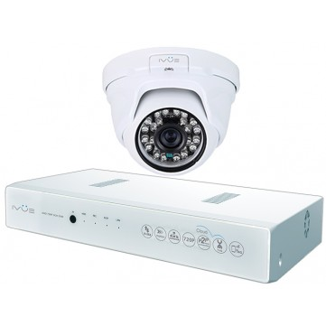 Комплект Видеонаблюдения AHD 1MPX Старт +