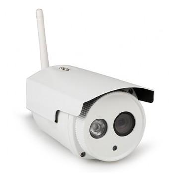 Наружная беспроводная Wi-Fi IP камера с функцией p2p